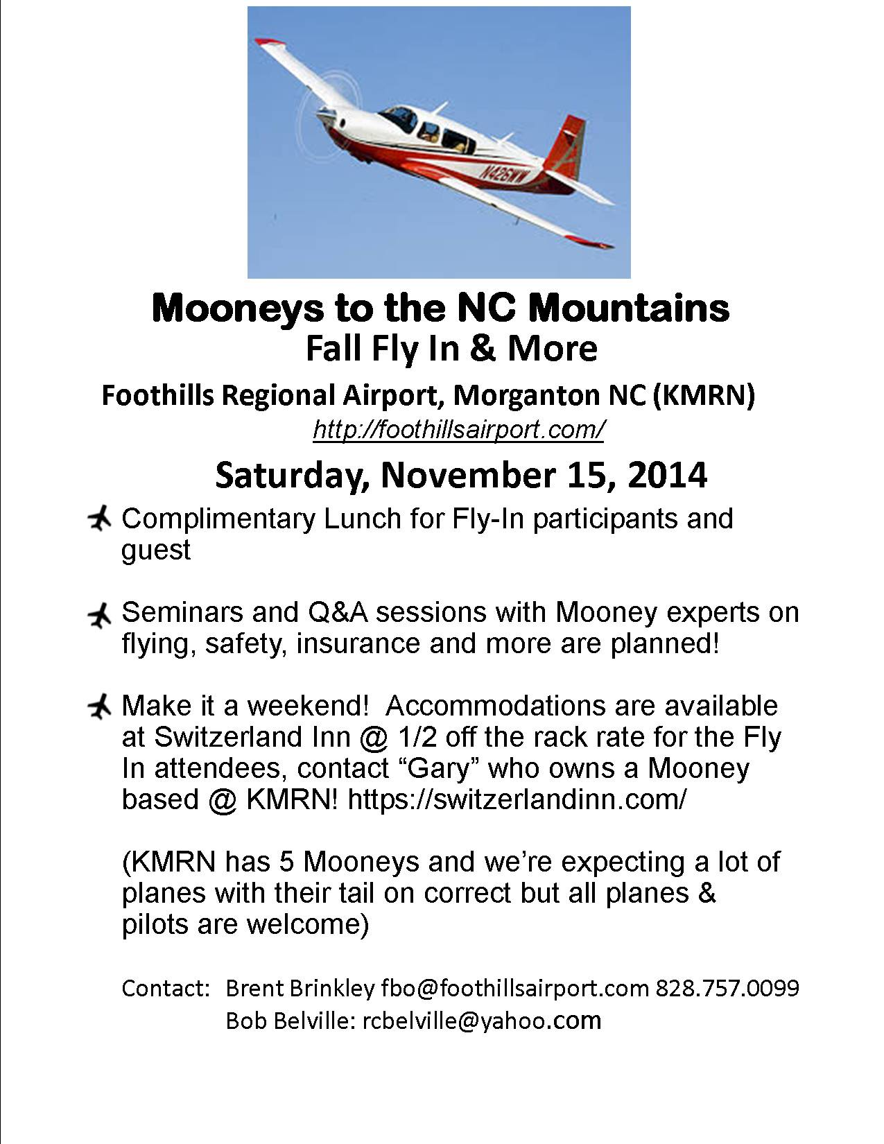 Mooney Fly In